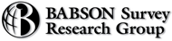 Babson Survey Research Group Logo