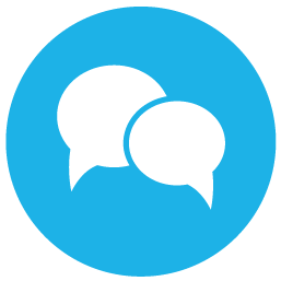 Conversations, Not Presentations icon