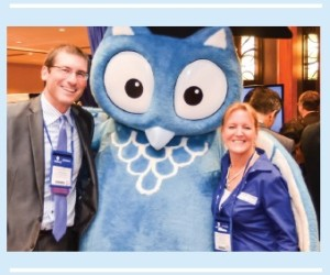 Procki Owl at OLC Event