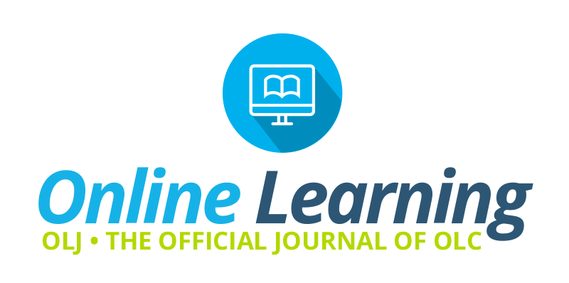 Current Issue: Online Learning Journal - OLC