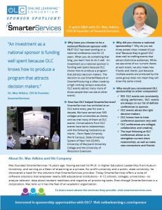 Smarter Services Sponsor Story