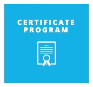 certificate program image