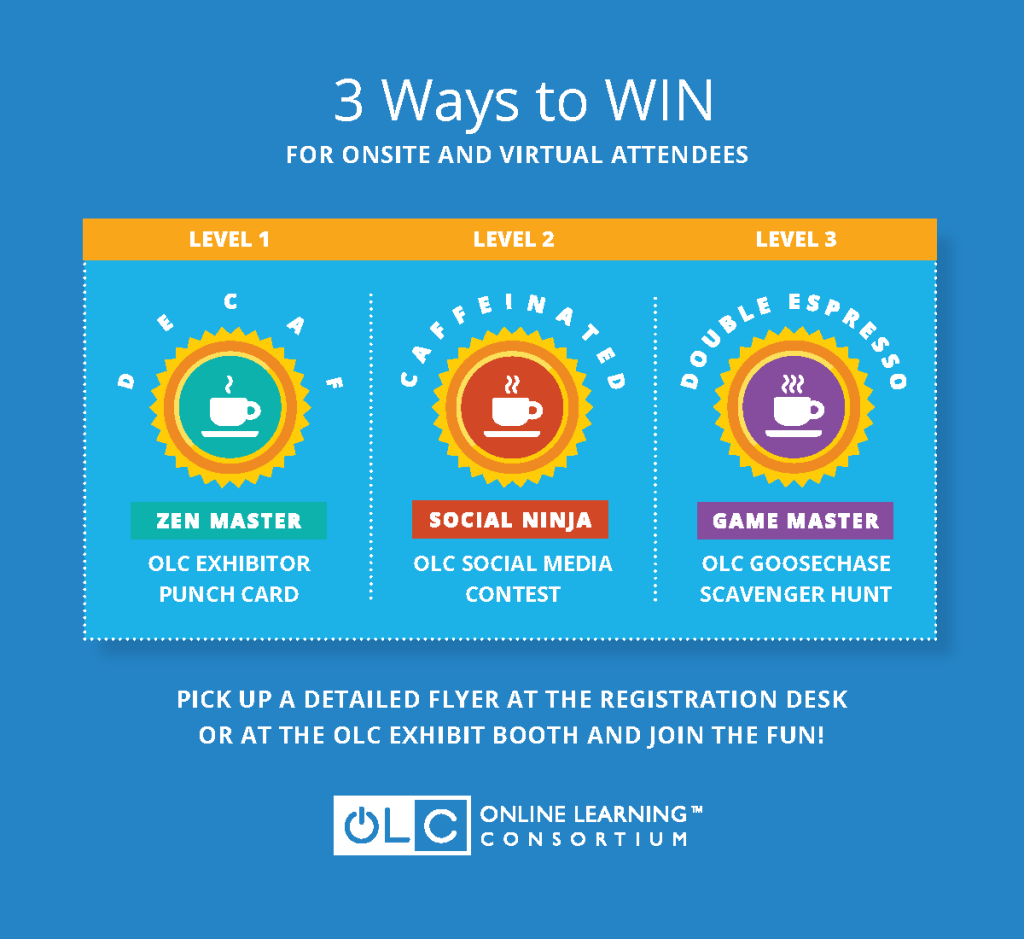3 Ways to Win - OLCAccelerate16 contests