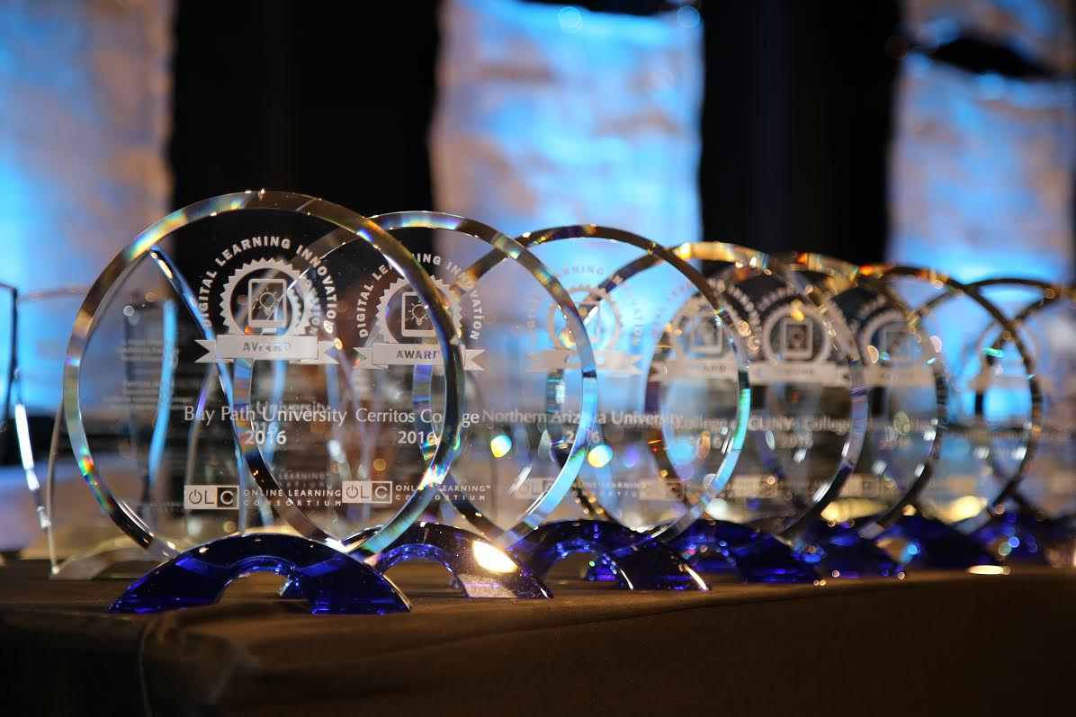 OLC Announces 2017 Digital Learning Innovation Award Recipients - OLC