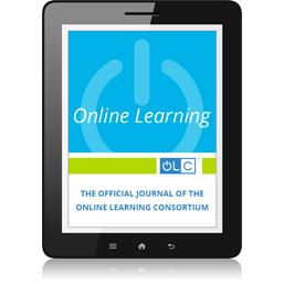 Online Learning - Journal