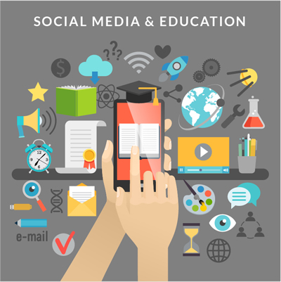 Using Social Media in Online Education
