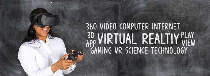VIRTUAL REALITY IN ONLINE TEACHING - WEBINAR