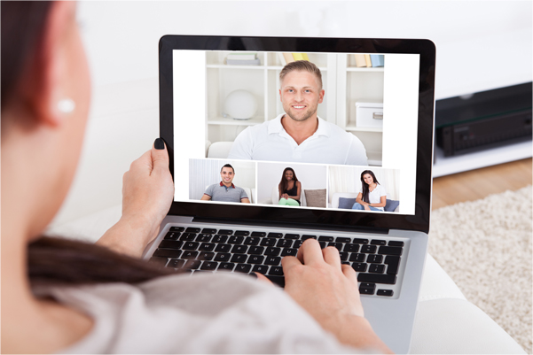 video chat advanced online learning certificate