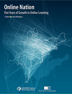 2007 – Online Nation: Five Years of Growth in Online Learning