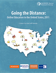 2011 - Going the Distance: Online Education in the United States