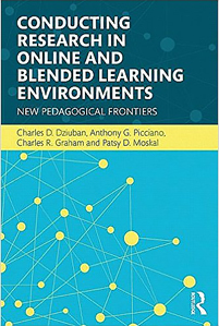 Conducting Research in Online and Blended Learning Environments - New Pedagogical Frontiers