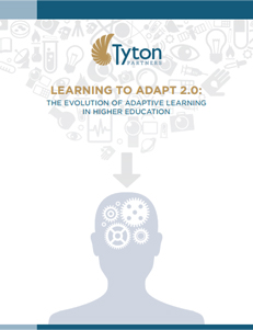 Learning to Adapt 2.0 - The Evolution of Adaptive Learning in Higher Education
