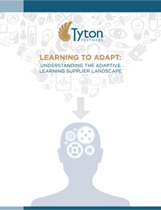 Learning to Adapt: Understanding the Adaptive Learning Supplier Landscape