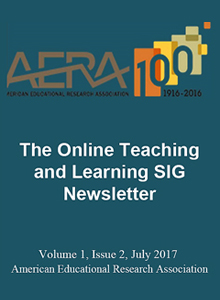 The Online Teaching & Learning SIG Newsletter