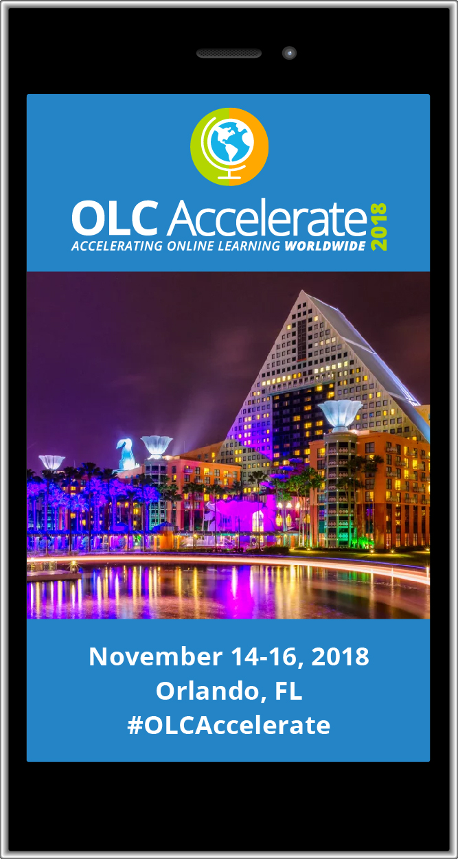 Attend OLC Accelerate 2018