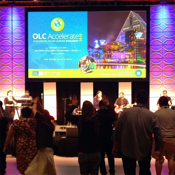 Revisit OLC Accelerate 2017
