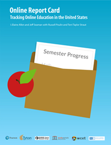 Online Report Card - Tracking Online Education in the United States