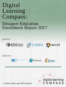 2017 Digital Learning Compass - Distance Education Enrollment Report