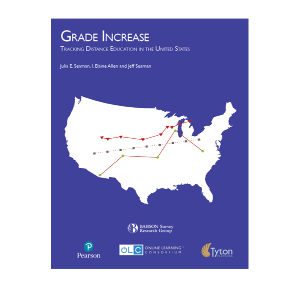 Babson Survey Group: Grade Increase: Tracking Distance Education in ...