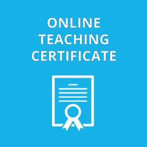Online Teaching Certificate