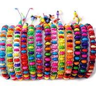 macrame bracelet swap