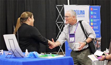 Conference Handshake