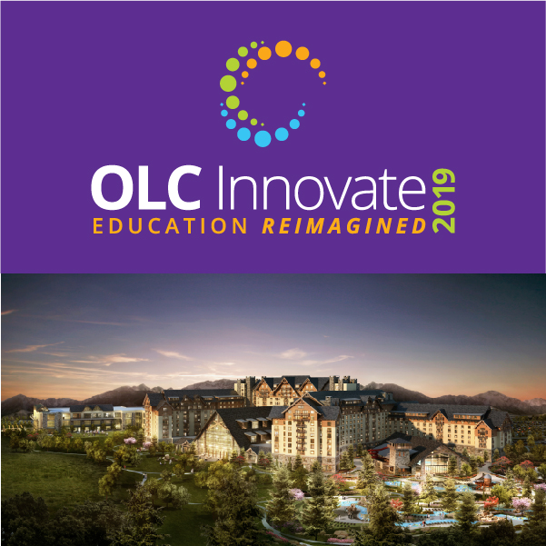 OLC Innovate 2019 - Program Schedule - OLC