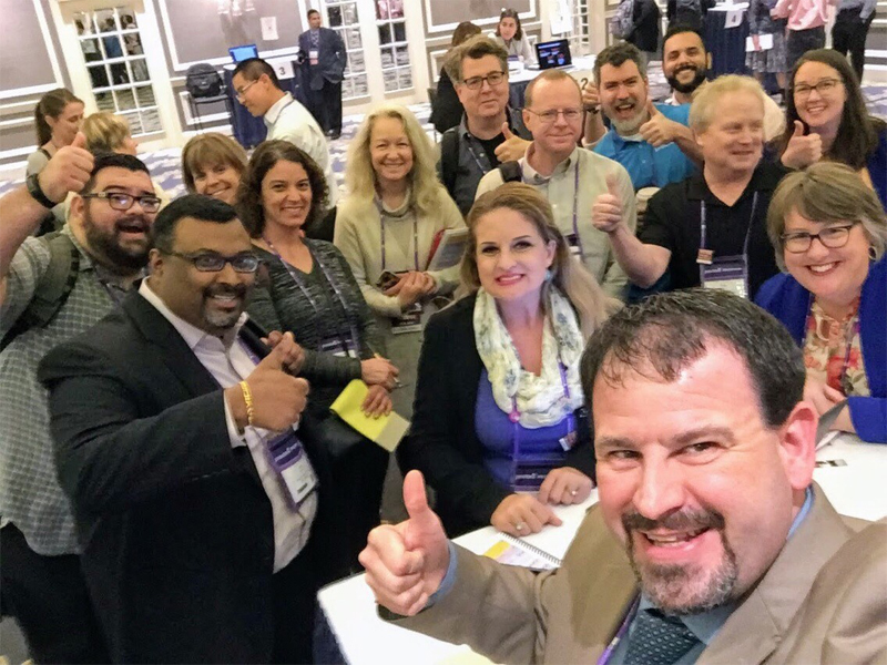 Emerging Ideas Group at OLC Innovate 2018