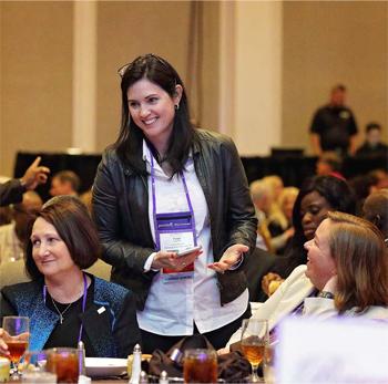 Women in Digital Learning Leadership Scholarship Luncheon