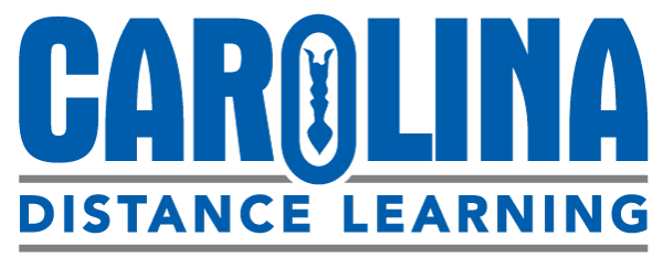 Carolina Distance Learning Logo