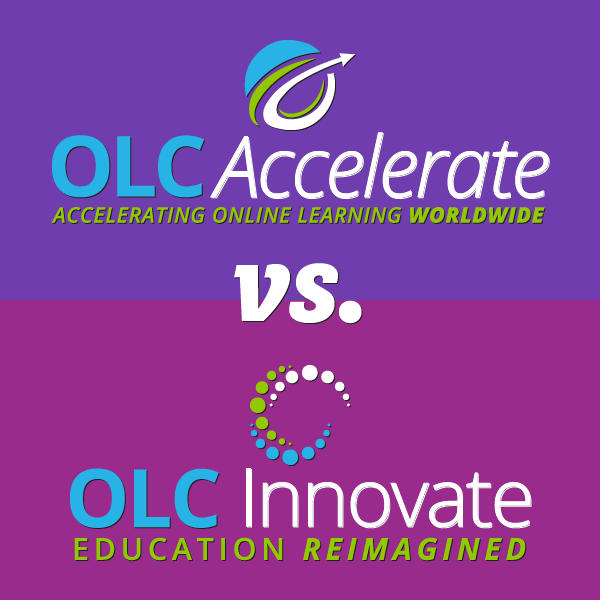 Accelerate vs. Innovate Conferences