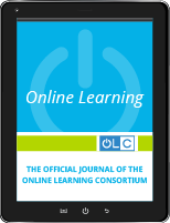 Online Learning Journal