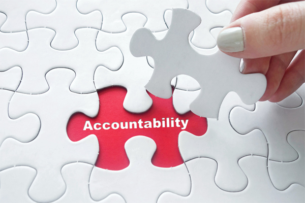 Leadership - Accountability