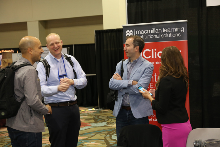 OLC Accelerate Exhibit Hall