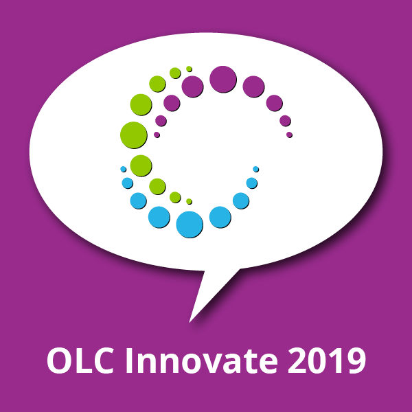 OLC Innovate 2019 - Our Volunteer Team - OLC