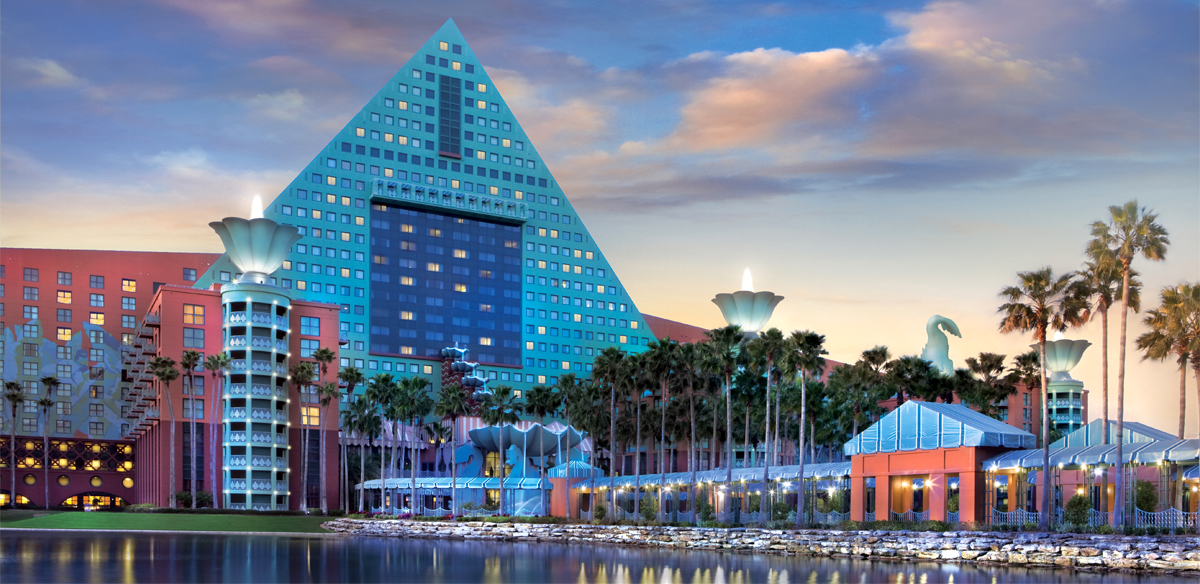 OLC Accelerate - Walt Disney World Swan and Dolphin Resort