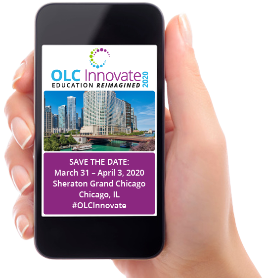 Attend OLC Innovate 2020 Chicago