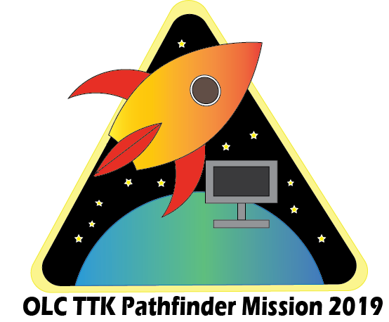 OLC TTK Pathfinder Mission Patch