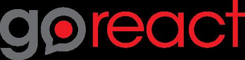 GoReact logo