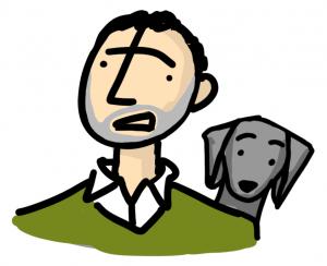 Martin Weller & Dog