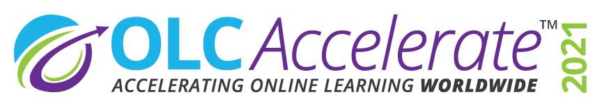 OLC Accelerate 2021 logo