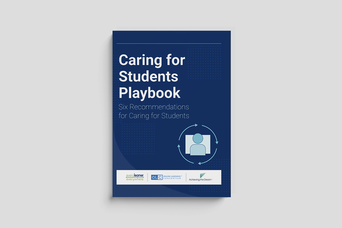 Caring for Students Guide Cover