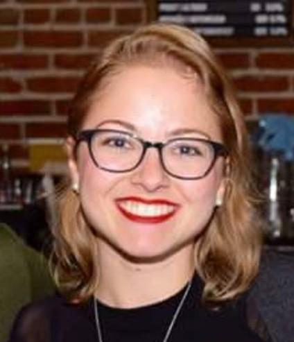 Headshot of Daniela Blagoeva