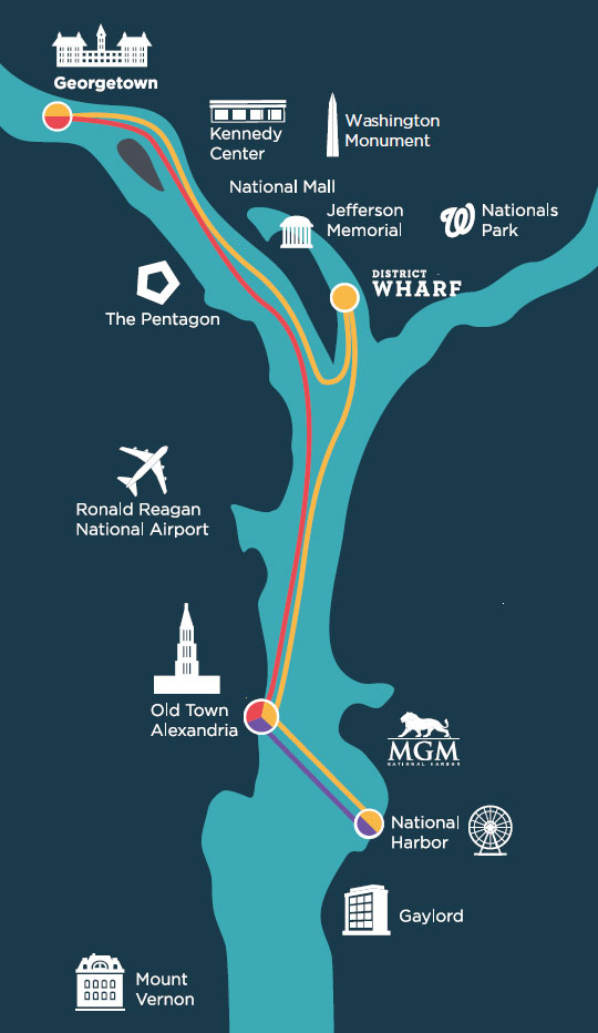 Wharf-Water-Taxi-Map